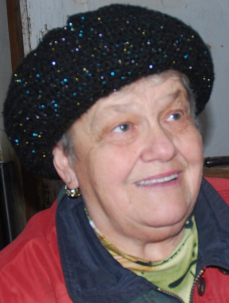 paní Mistrová