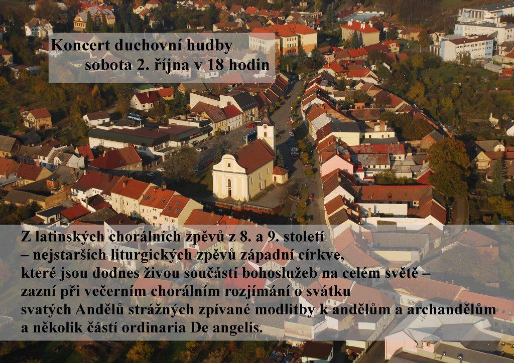 Svatomichalská gregoriánská schola v Olešnici